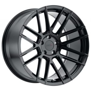 - Staggered full Set -(2) 18x8.5 TSW Mosport Gloss Black (2) 18x9.5 TSW Mosport Gloss Black