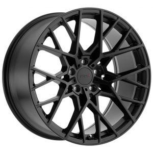 17x8 TSW Sebring Matte Black