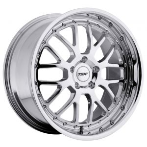 19x8 TSW Valencia Chrome