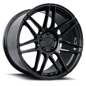 16x8 VERDE V21 REFLEX (Gloss Black)
