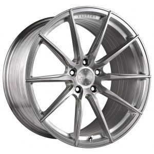 20x10.5 Vertini RF1.1 Brushed Titanium (Rotary Forged)