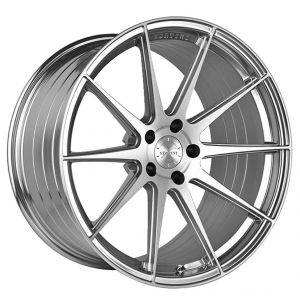 20x10.5 Vertini RF1.3 Polished w/ Brush Face (Rotary Forged)
