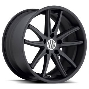 18x10.5 Victor Equipment Kronen Matte Black