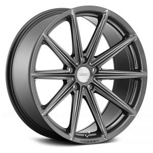 20x10 Vossen VFS10 Gloss Graphite (Flow Formed)