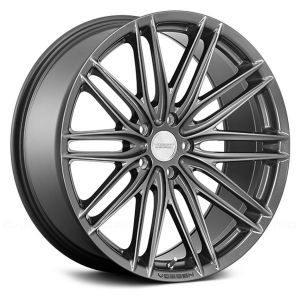 20x10 Vossen VFS4 Gloss Graphite (Flow Formed)