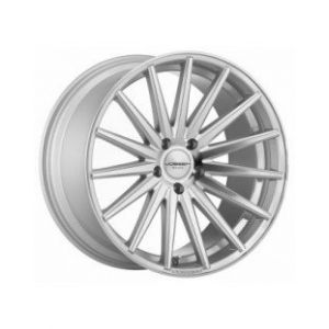 19x9.5 Vossen VFS2 Gloss Silver Machined (Flow Formed)
