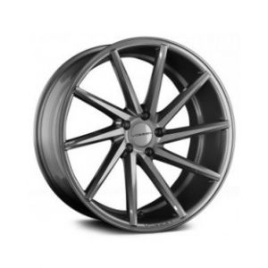 19x10 Vossen CVT Gloss Graphite (True Directional Wheels)