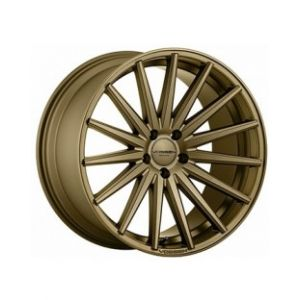 Staggered full Set -(2) 22x10.5 Vossen VFS2 Matte Bronze (Flow Formed)(2) 22x12 Vossen VFS2 Matte Bronze (Flow Formed)