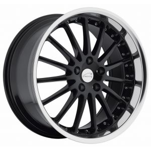20x8.5 Coventry Whitley Gloss Black