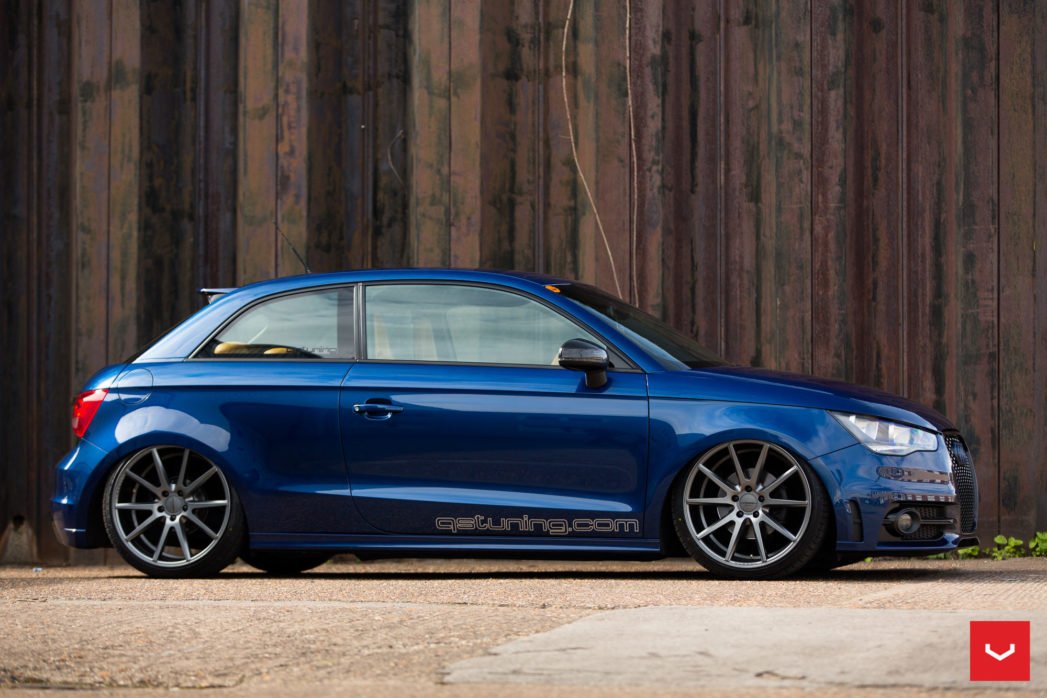 Vossen Hybrid Forged Series on Audi A1