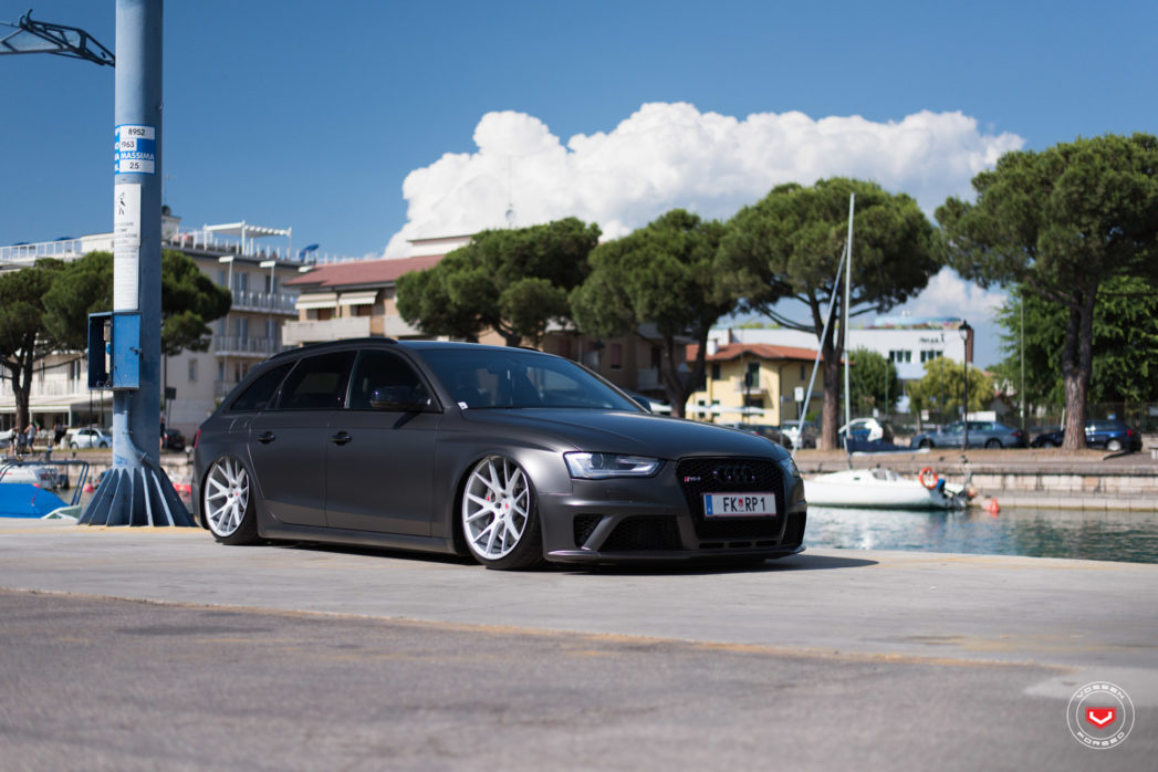 Vossen Forged: Precision Series on Audi A4 | S4 | RS4