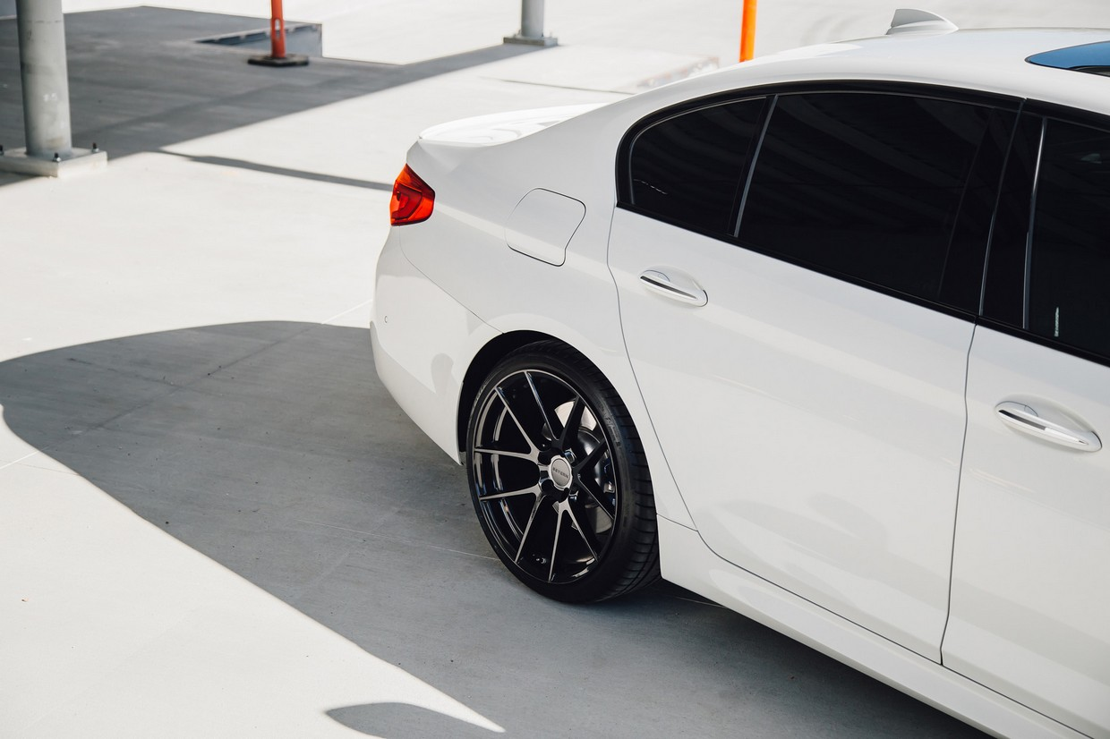 Beyern Beyern Ritz Wheel on BMW 5 Series