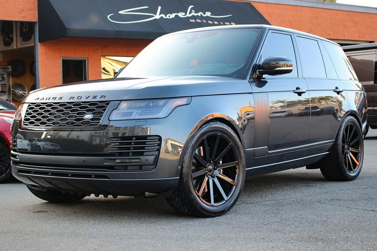 Redbourne Redbourne Kensington Wheels on Land Rover Range Rover