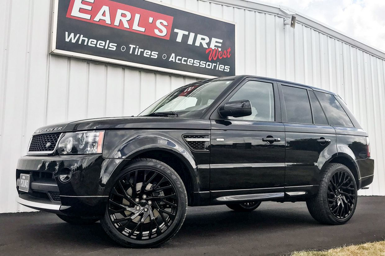 Redbourne Redbourne Westminster Wheels on Land Rover Range Rover Sport