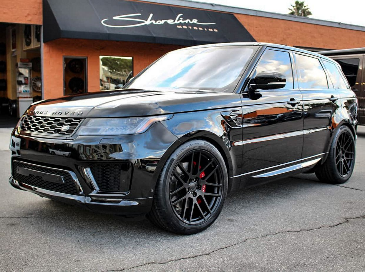 Redbourne Redbourne Windsor Wheels on Land Rover Range Rover Sport