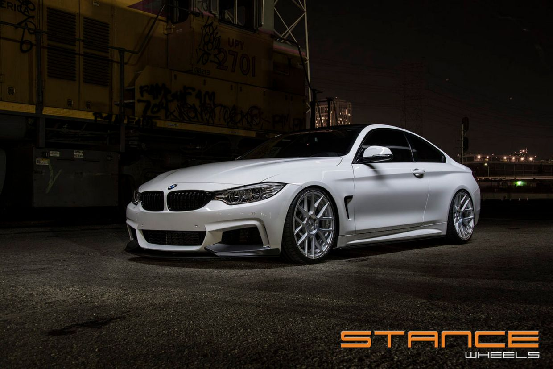 Stance SC8 on BMW 435i