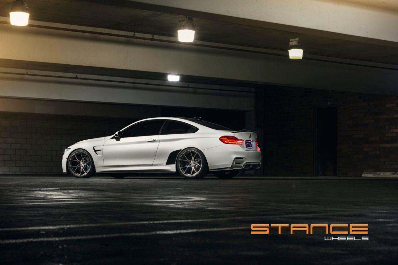 Stance Stance SF07 on BMW M4 F82