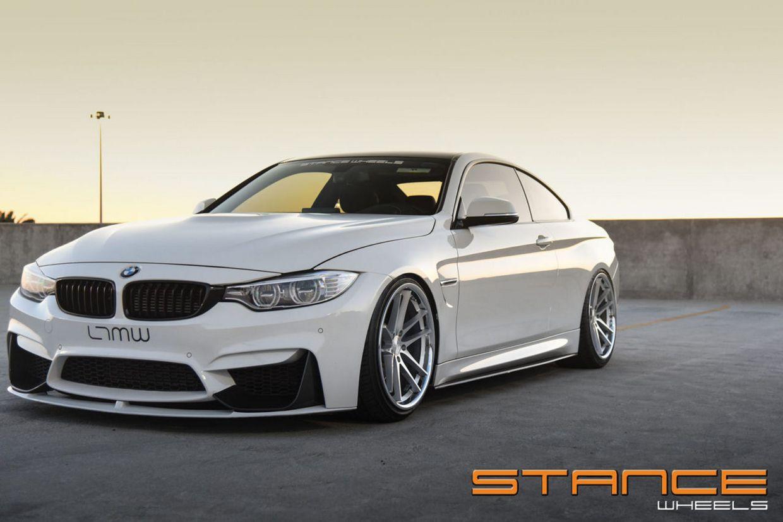 Stance SF04 on BMW F80