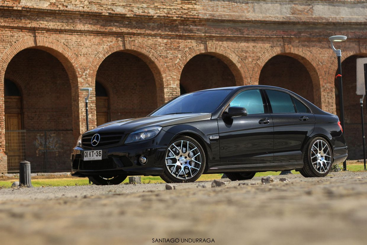 TSW Tsw Nurburgring Wheels on Mercedes Benz Class C