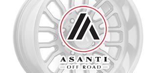 Asanti Off-Road Wheels
