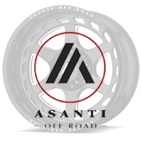Asanti Offroad Wheels