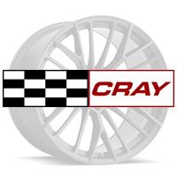 Cray Corvette Wheels
