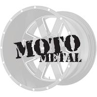 Moto Metal Offroad Wheels