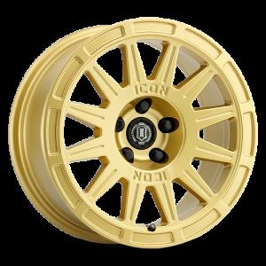 ICON Alloys Ricochet Gloss Gold