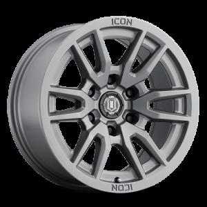 ICON Alloys Vector 6 Titanium