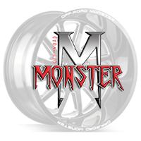 Offroad Monster Wheels