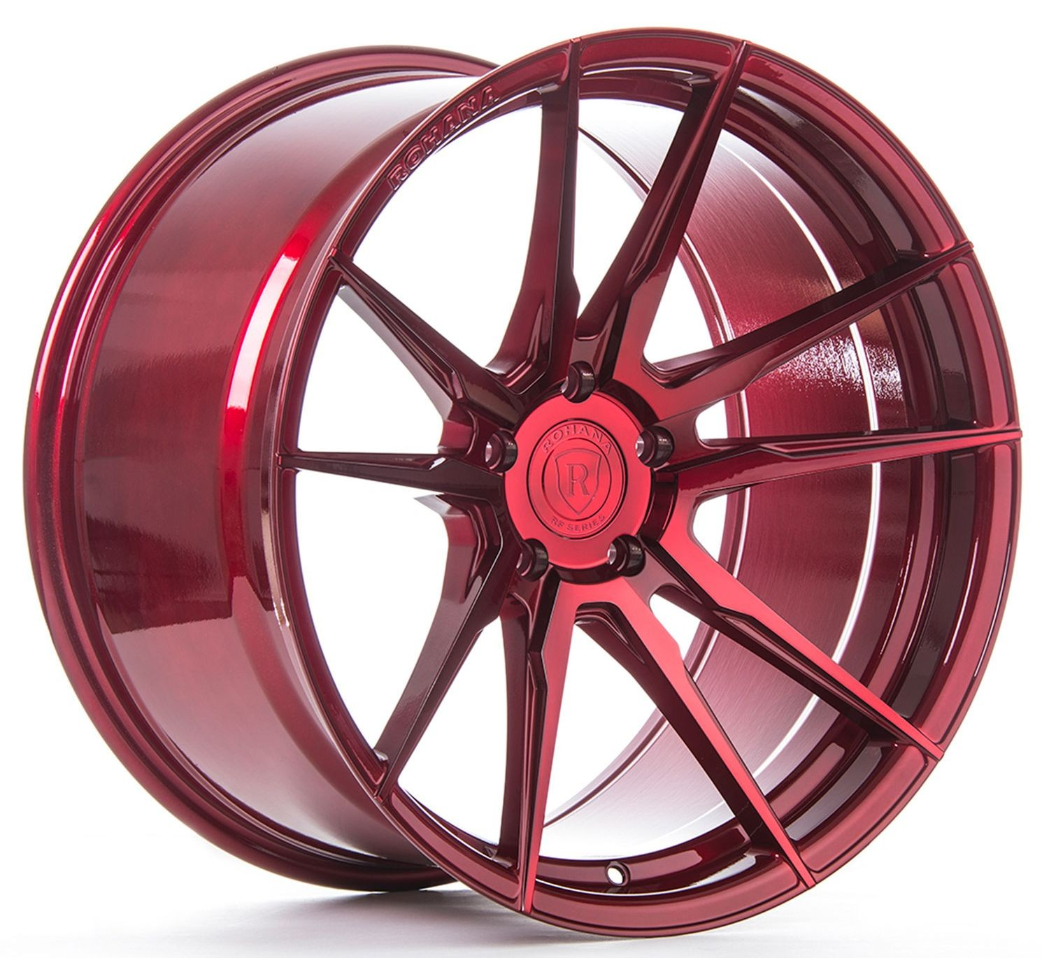 Rohana RF2 Gloss Red