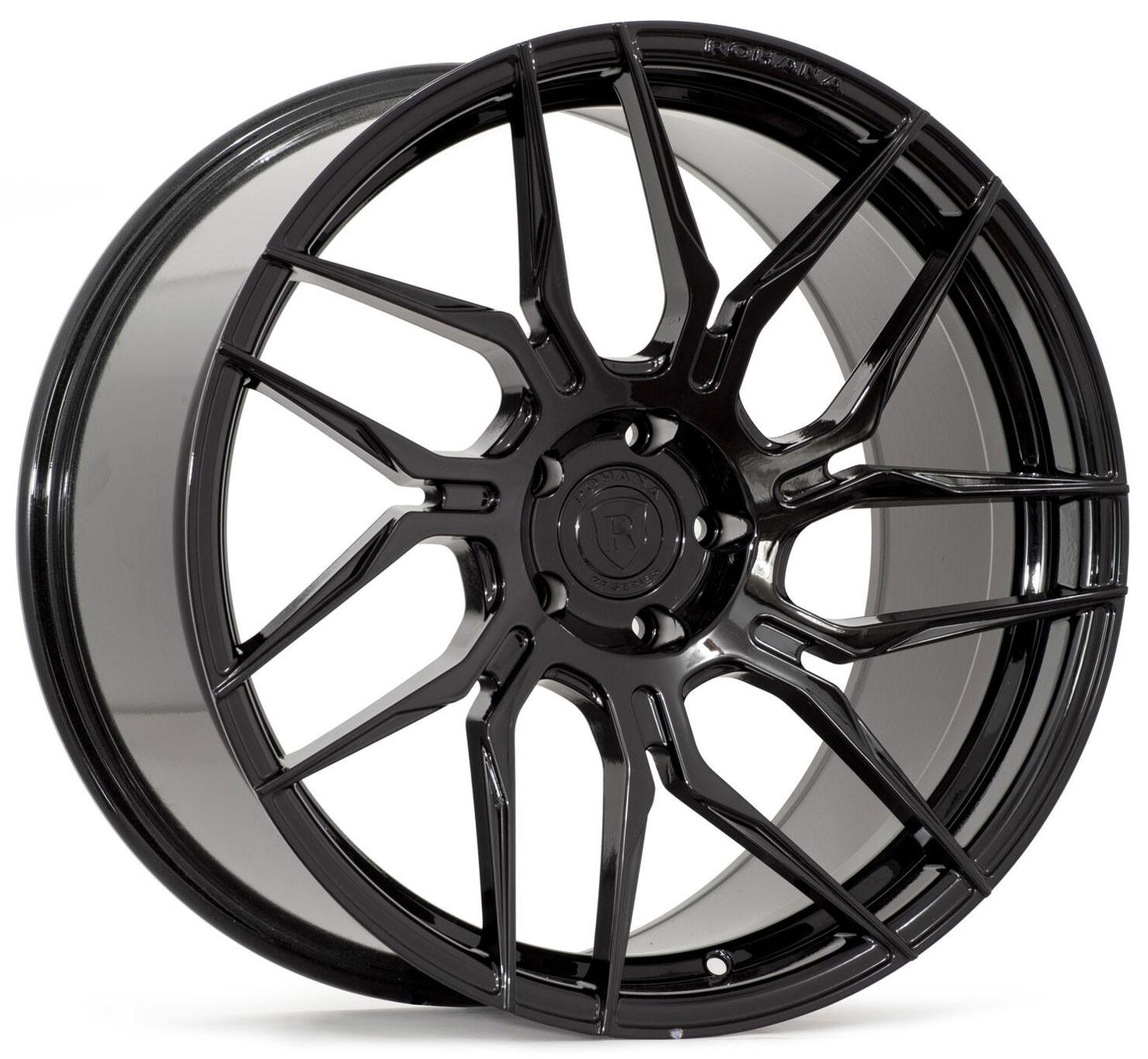 Rohana RFX7 Gloss Black