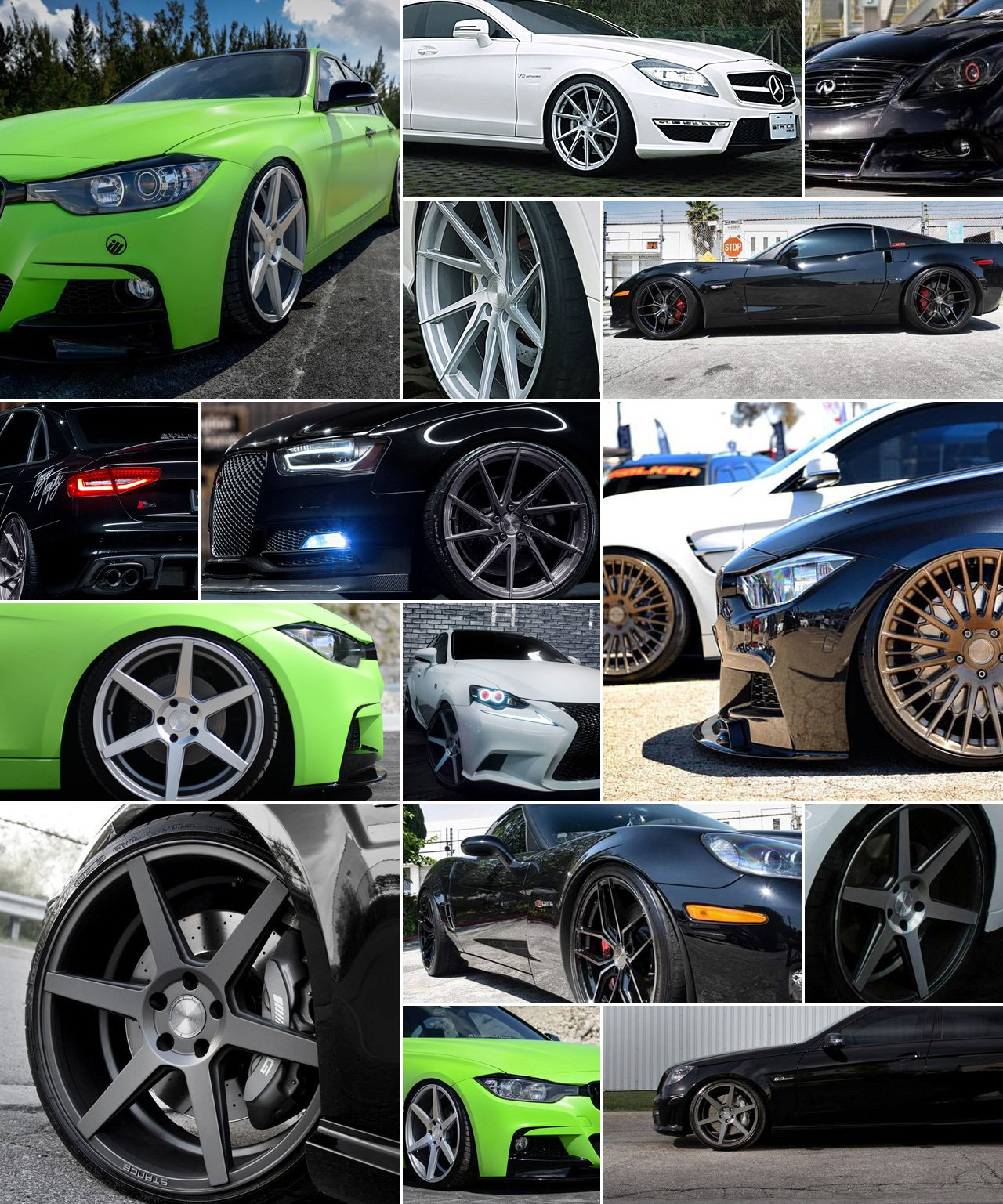 Stance Wheels Gallery