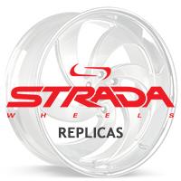 Strada Replica Wheels