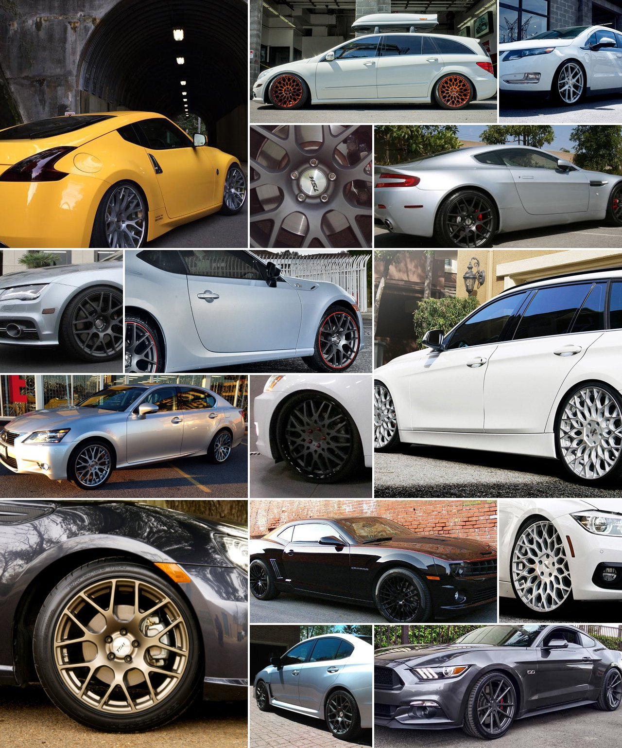 TSW Wheels Gallery
