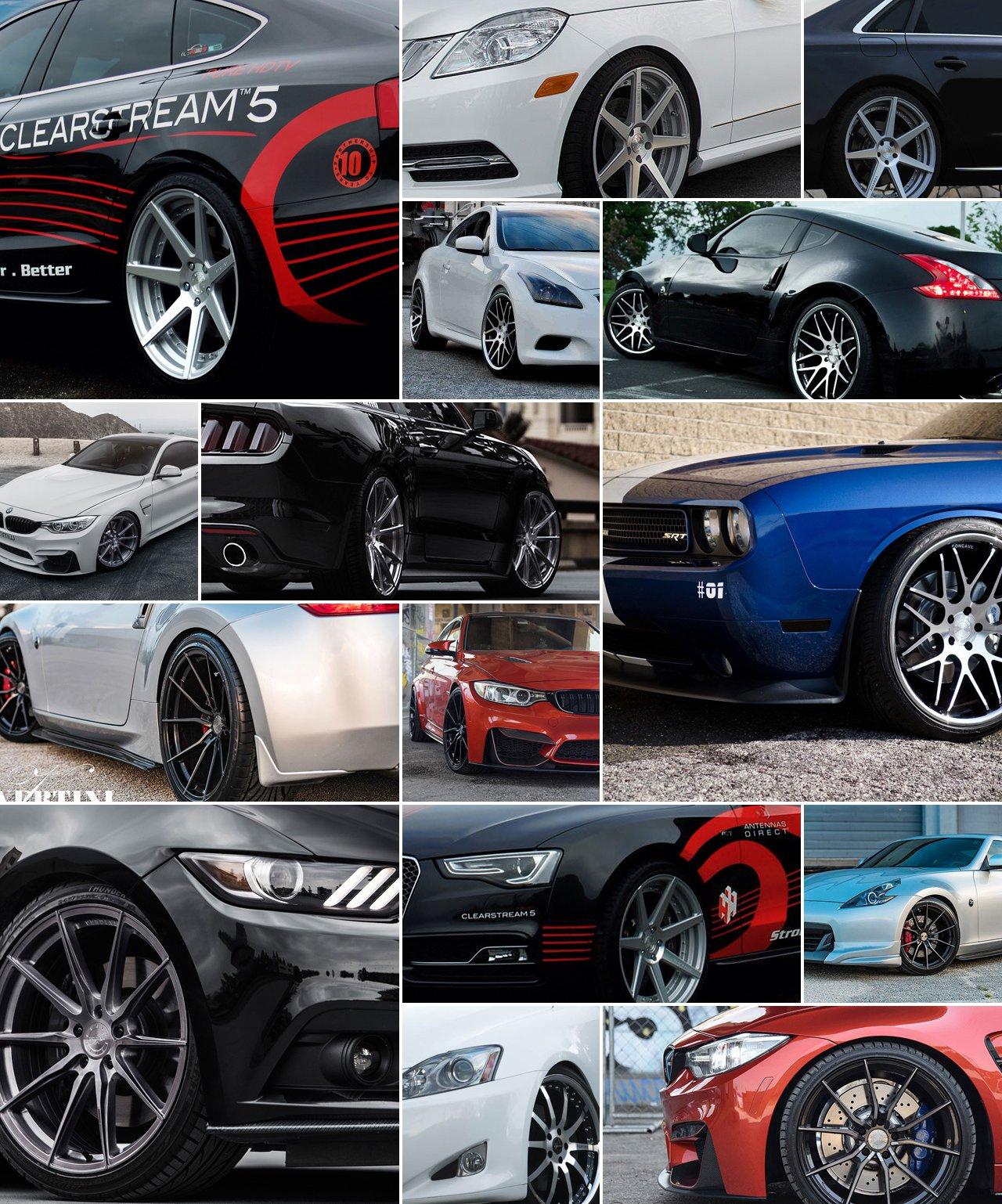 Vertini Wheels Gallery